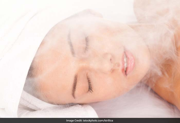 Increasing humidity in the air helps relieve a cough. A vapourizer and a steamy shower are two ways to increase the humidity.