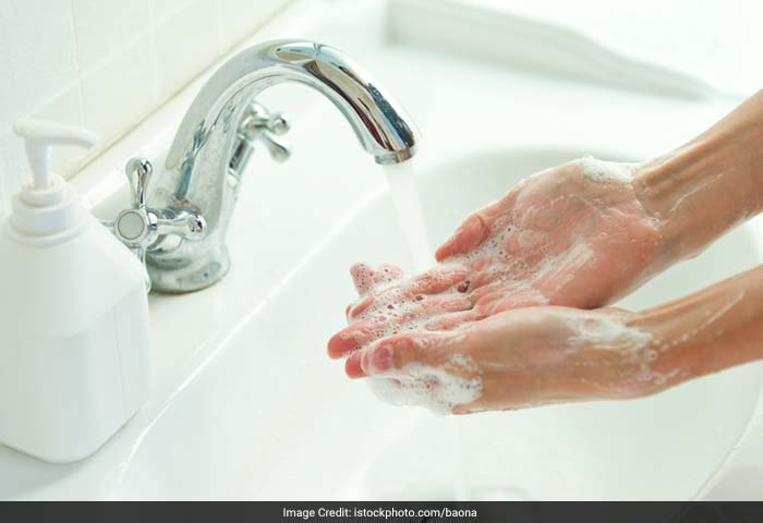 Wash hands frequently during episodes of upper-respiratory illnesses.