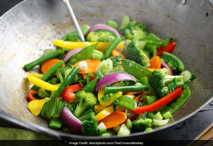 Change your nonstick pans once the coating wears off. The expense is worth the calories saved.