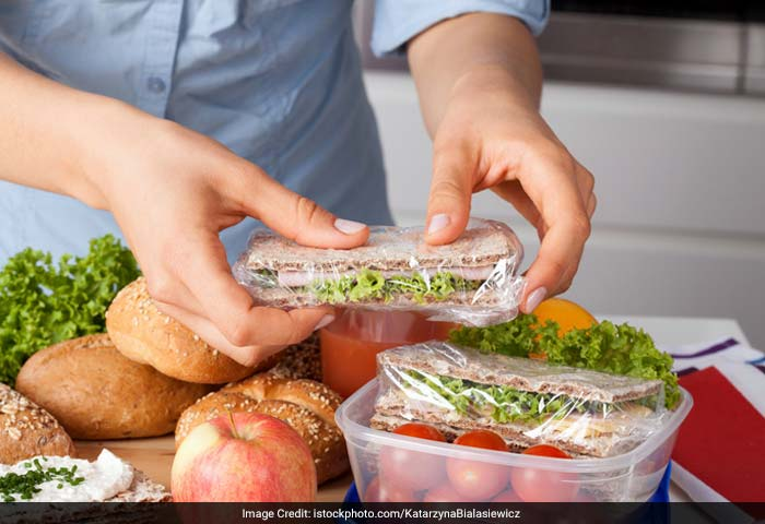Eat at home before stepping out or carry a homemade snack in your bag. Eat out only when you are eating-out.
