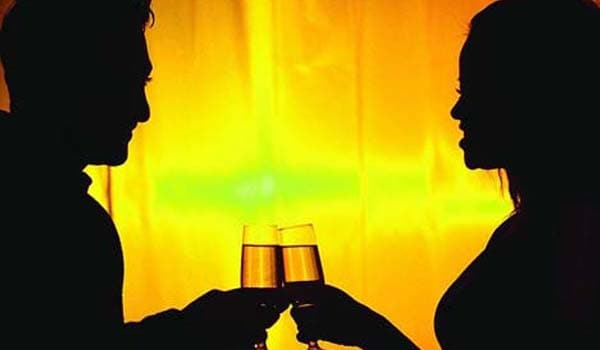 Drinking alcohol presents an added danger when there are fireworks and bonfires around. So don