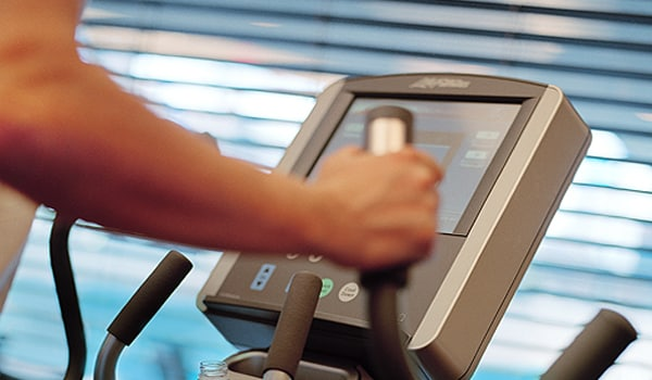 Regular exercise improves blood cholesterol levels and increases haemoglobin concentration in your blood. Haemoglobin is part of the red blood cell that carries oxygen from the lungs to the rest of the body.