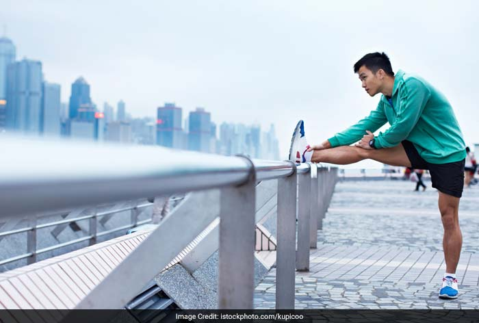 Just as your body needs a warm-up it also needs a cool-down. Take some time to gradually let your heart rate lower. Stopping exercises abruptly can cause a number of problems such as blood pooling in your lower extremities or making you feel light-headed.