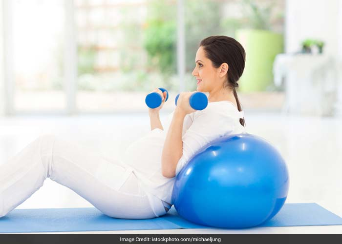 Women should learn about the right positions for her body while exercising. These are important things to know when you are exercising, especially if you are doing any form of on-the-floor exercise.