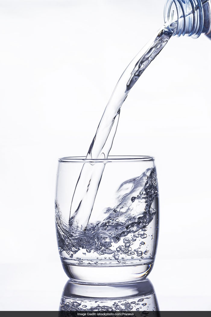 Keeping the body hydrated helps prevent bloating. So, have at least 8 glasses of water daily. Use plain water instead of soda or carbonated drinks.