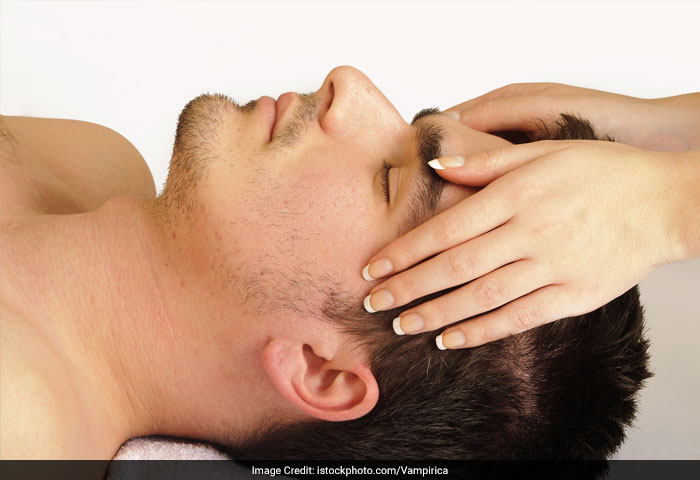 Try performing facial massage to firm up your cheeks, chins and face muscles. It will remarkably reduce mass from your face.