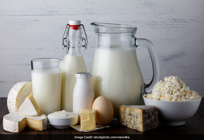 Scientific studies have proven that taking at least 1200 milligrams of calcium from dairy sources (milk, curd etc.) can help reduce fat.