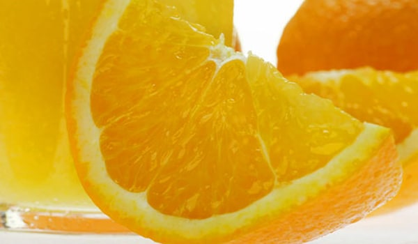 Oranges are beneficial for colons. Taking orange juice daily helps clean your bowel system.