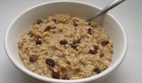 Breads and grains, rich in fibre, are very helpful in relieving constipation.