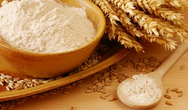 Take wheat instead of rice to prevent constipation.