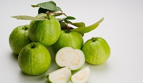 Eating guava with seeds serves as a good source of roughage in one