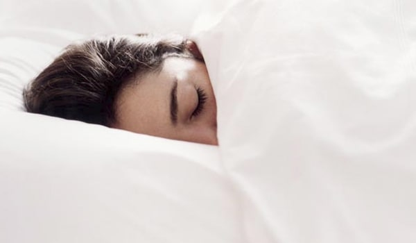 You should sleep for about 8 hours in order to have healthy eyes.
