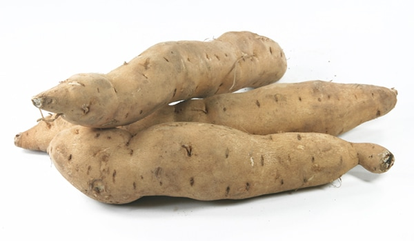 Sweet potatoes are a great source of vitamin A which is important for healthy eyes. It also contains vitamin E to protect eyes from damage caused by free radicals.