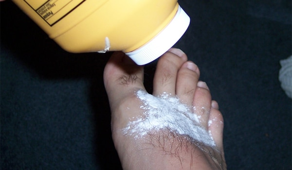 Using an anti-fungal powder every morning and an anti-fungal cream every night during monsoons will help keeping your feet safe from the fungal attack. Consult your dermatologist to know which cream and powder suits you best.
