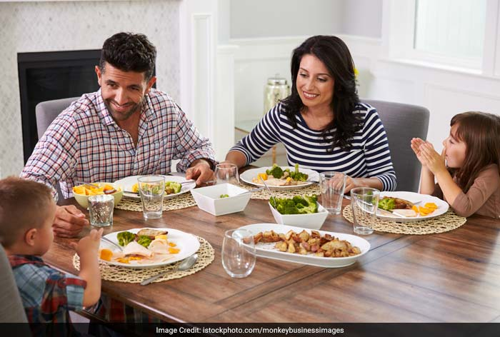 Try to find meals that the rest of the family enjoys. Include one or two items that the fussy eater avoids, they may eat the items not knowing they are there.