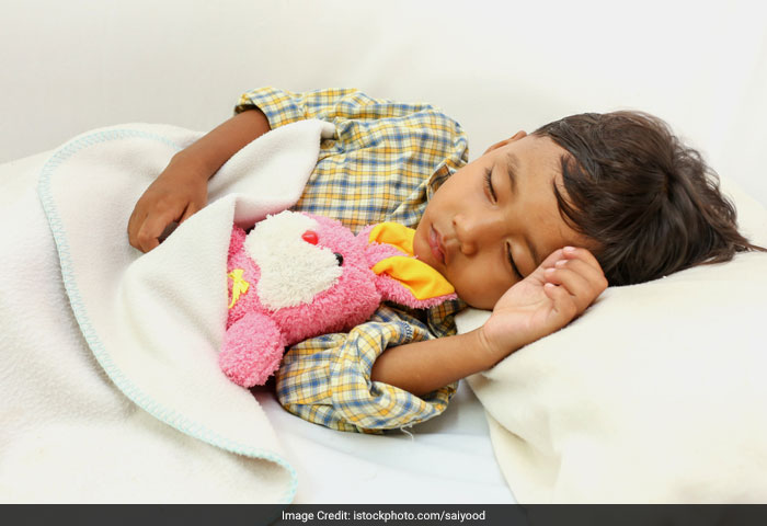 If your child gets too tired after returning from school, make him take a short nap, which will make him feel fresh and relaxed.