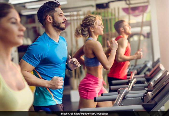 Regular physical activity burns calories and builds muscle - both of which help you look and feel good and keep weight off.  Limit the time you spend being physically inactive