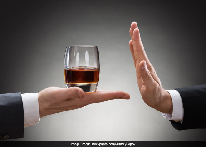Too much alcohol can increase inflammation and interfere with your body