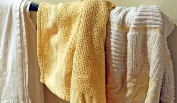 Arrange for external ejaculation. Keep a small towel handy for the appropriate moment.