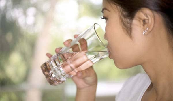 Drinking a big glass of water rapidly can stop hiccups.