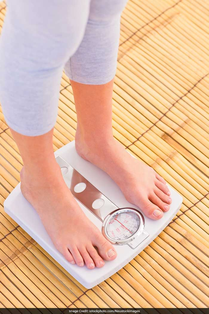 If your Body Mass Index (BMI) is above 23, you are at a risk of developing hypertension.
