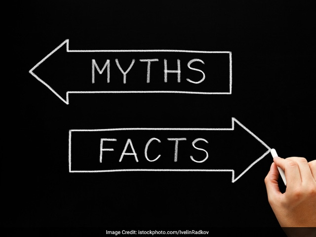 Photo : HIV myths and the reality