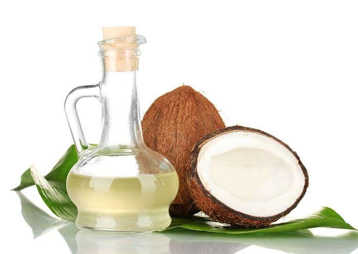 A consumption of coconut oil stimulates the production of thyroid hormone. It increases your metabolism and is considered as an energy booster but should be taken in moderation, appropriate to your age and body structure.