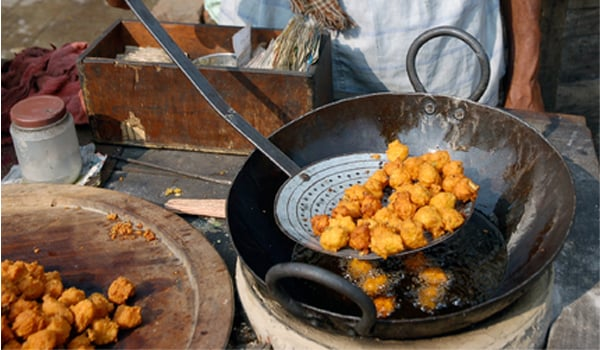 Indians are famous for eating fried and oily food. Eating <i>pakoras</i>, <i>kachoris</i>, fried potatoes and <i>tikkis</i> is OK once a while. But eating these food items on a regular basis make us fat.
