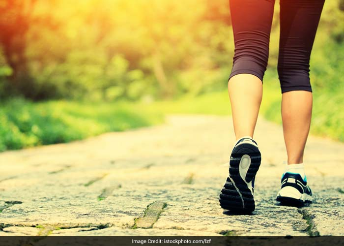 Increase your physical activity level slowly over time for example, when you begin exercising again, walk rather than run.