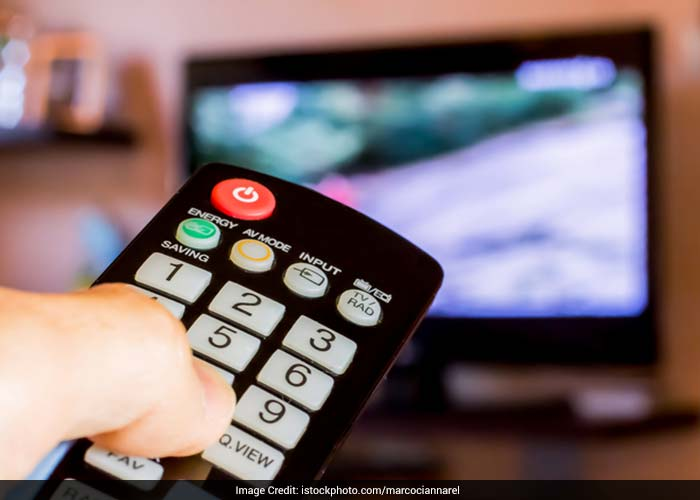 Research has proved that those who spend prolonged hours in front of the TV tend to be overweight than those who don