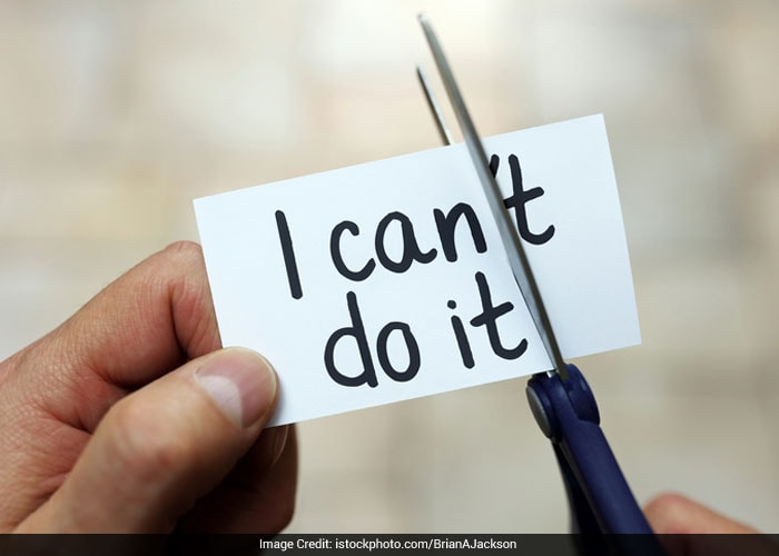 Start the day with several minutes of positive affirmations. Use positive and cheering words to motivate yourself.