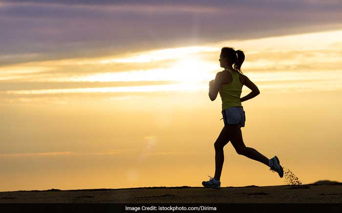 Although exercising any time is good for you, evening activity may be particularly beneficial. Many people's metabolism slows down toward the end of the day. Thirty minutes of aerobic activity before dinner increases your metabolic rate and may keep it elevated for other two or three hours.