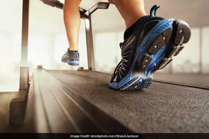 Stay active at least six days a week. Exercise, jog or at least walk 2-3 km daily. Take the stairs whenever possible or park further out to get that little bit of extra movement and keep the heart and lungs working optimally. Studies have shown that little movements such as tapping your toes while working also help burn calories.