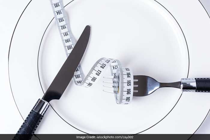 If you follow those crash diets that ask you to almost starve for food, then beware. Not eating anything may translate into a slower metabolism and fat storage.