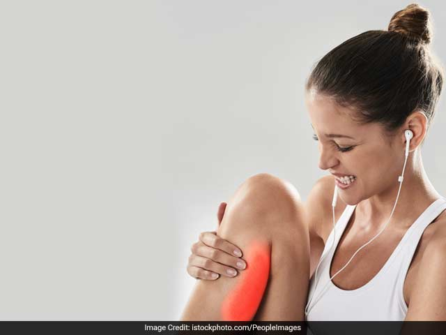Photo : Preventing muscle cramps