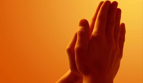 Praying excessively or engaging in rituals triggered by religious fear.