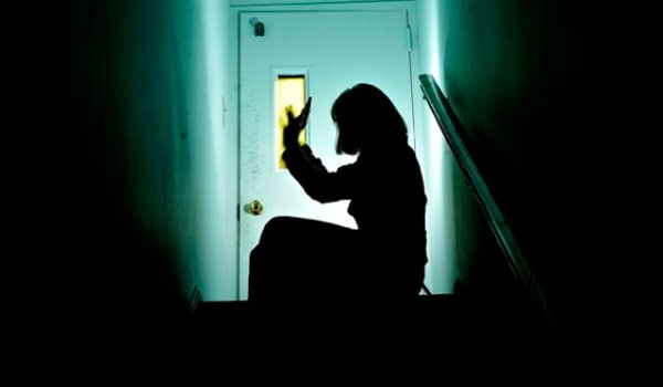 Agoraphobia is an anxiety disorder. People suffering from agoraphobia avoid being in certain places or situations. An intense fear of driving, flying, crossing bridges, or being in shops are examples.