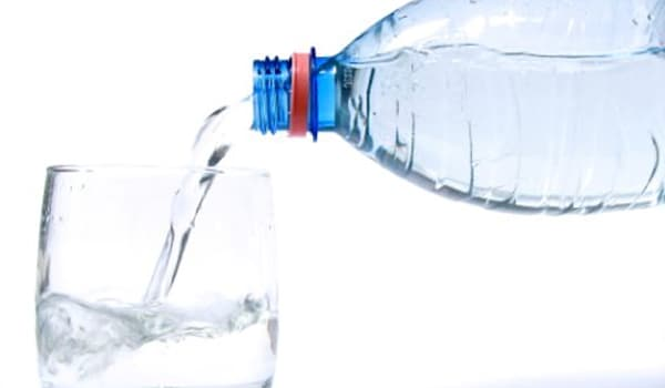 Drink lots of water to prevent dehydration. Drinking lukewarm water helps detoxify the body and add glow to your skin.