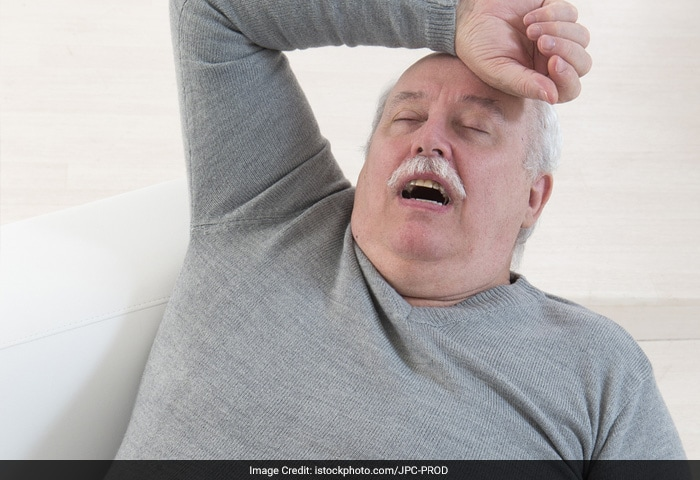 Age can also be a factor as when one gets older, the throat muscles become weaker causing the surrounding tissues to sag and vibrate.