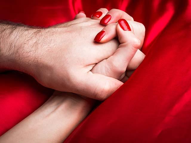 Photo : Safe sex practices
