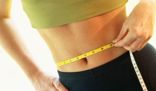 Do not feel discouraged if you are not losing the desired weight in a week or so. If you are constantly working out, you will gradually see and feel changes in your body over time, but it won