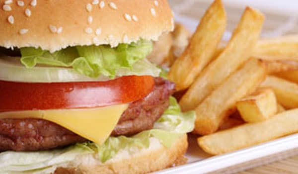 Limit the amount of saturated fat and cholesterol in your diet. Try to avoid trans fat entirely.
