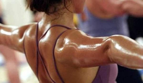 Alcohol, cigarettes and drugs make it harder for the body to control sweating.