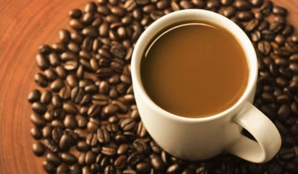 Caffeine tends to cause anxiety, which in return triggers the body to excessive sweating.