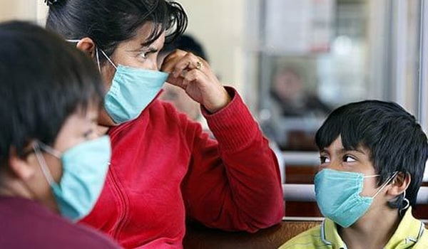 Wearing a well-fitted mask in public places is also advisable. But only a mask can