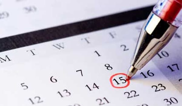 If your cycles are very regular, you may be able to determine when you ovulate: in the average menstrual cycle, ovulation occurs 14 days before the menstrual period arrives - or on day 14 of a 28-day cycle. So if you subtract 14 days from the length of your cycle, you'll get an idea of when you ovulate.