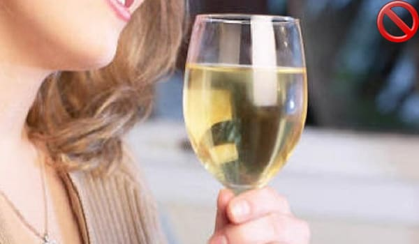 All women who are trying to get pregnant should avoid alcohol as it can lead not only to infertility but also increases the risk for spontaneous abortion and impaired fetal growth and development.