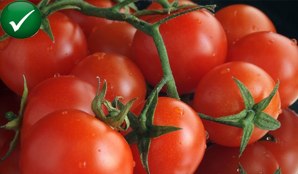 Tomatoes help remove toxins, especially uric acid, from the system.