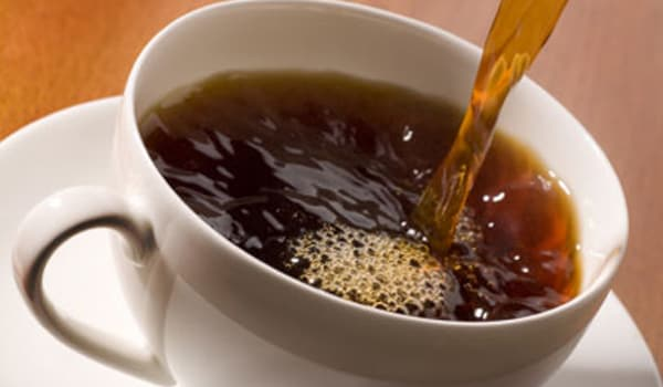 Caffeine containing drinks and foods such as coffee, tea, colas, or chocolate stimulate the bladder, causing excessive urination. Limit the amounts of caffeine in your diet to 2-3 cups a day.