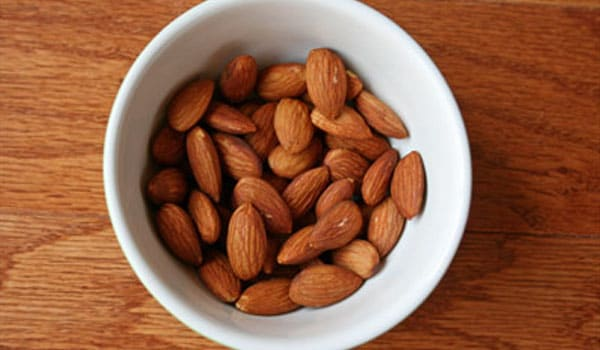 The health benefits of almonds include getting relief from constipation, respiratory disorders, cough, heart disorders, anaemia and diabetes. It also helps in hair care, skin care (psoriasis), and dental care.